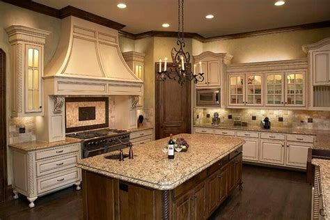 pictures of mosaic backsplash in kitchen kitchen remodel with new venetian gold granite 9128