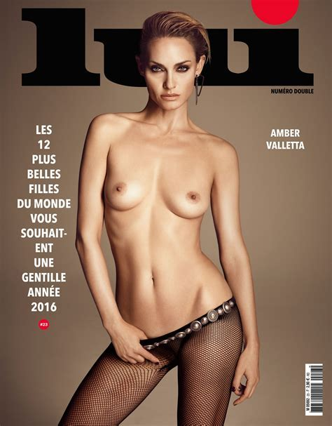 Covers Lui Magazine Photos Thefappening