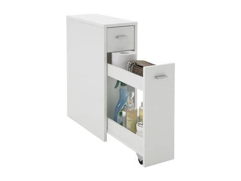 meuble cuisine largeur 45 cm meuble de salle de bain avec tiroir module gigogne bois