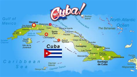 The Most Popular Cuban Towns Cities For Tourists