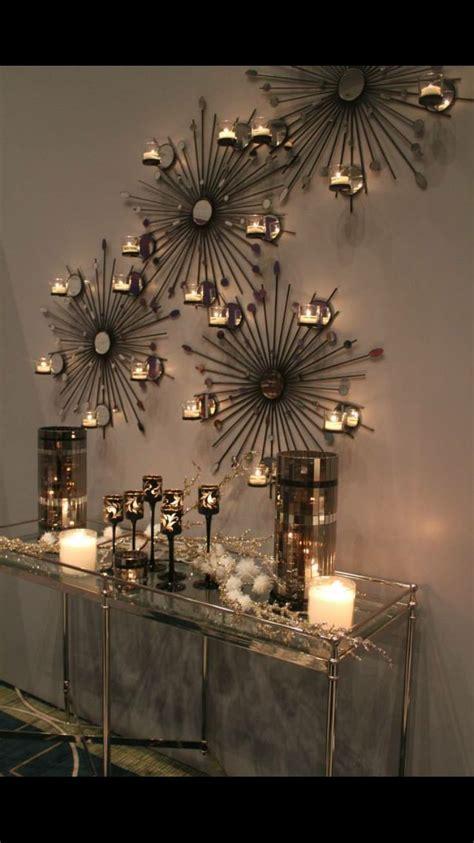 starburst wall candle sconces interior design ideas