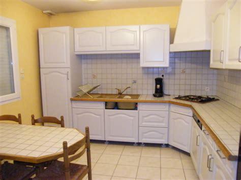 faience cuisine ancienne rénover une cuisine comment repeindre une cuisine en