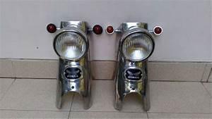 Jual Panel Unyil Fullset Lampu Depan Dan Sein Custom Honda