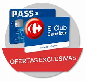 Credit Pass Carrefour : ofertas tarjeta club carrefour cabrera de mar barcelona ~ Maxctalentgroup.com Avis de Voitures