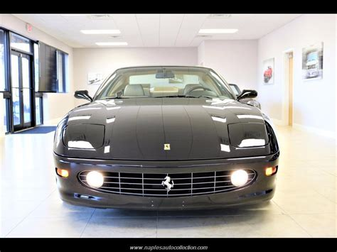 456m For Sale by 2001 456m Gt For Sale In Naples Fl Stock 125562