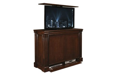 motorized kitchen cabinets ritz motorized tv lift cabinet at cabinet tronix 4292