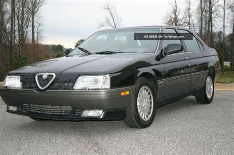 1991 Alfa Romeo 164 by 1991 Alfa Romeo 164 L Sedan 4 Door 3 0l