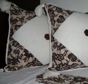 sarung bantal motif kursi sofa kursi batik tisya batik