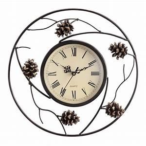 20 Unique & Decorative Wall Clocks Home Designing