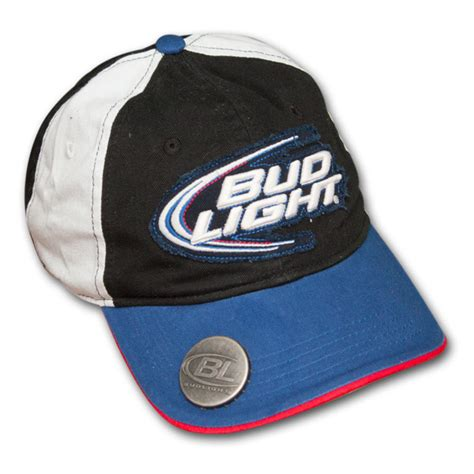 hat with light built in bud light snapback hat with built in bottle opener