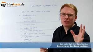 Gewerbesteuer Hamburg Berechnen : gewerbesteuer berechnen bilanzbuchhalter pr fung youtube ~ Themetempest.com Abrechnung