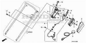 Honda Hrx217hxa Parts Diagram