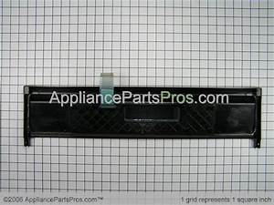 Whirlpool Wp8300433 Control Panel Assembly