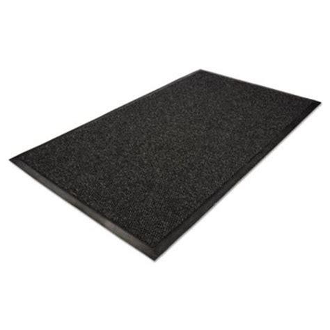 floor mats indoor guardian ultraguard indoor outdoor floor mat 36 x 60 charcoal mllug030504