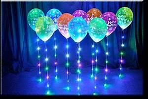 Party Decorations LED Sparkle Ribbon PARTY SUPPLIES