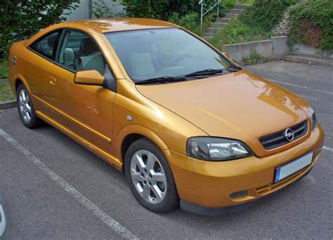 Opel Astra G by Opel Astra G