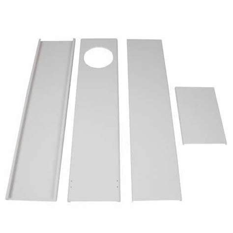 portable sliding door edgestar upgraded portable ac vent kit for sliding glass