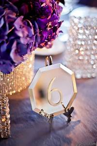 wedding table number galore part 2 belle the magazine With wedding table number ideas