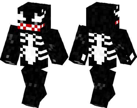 Venom For Minecraft Pe Minecraft Skin Minecraft Hub