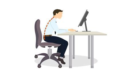 Correct Back Posture