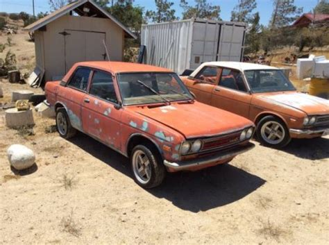 Datsun 510 For Sale California by 1971 Datsun 510 2 Door For Sale By Owner In Palmdale