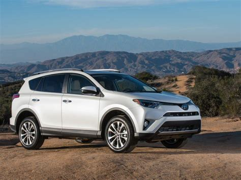 2016 Toyota Rav4 And Toyota Rav4 Hybrid First Drive And