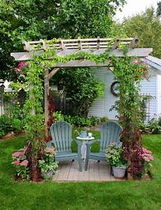 20 Outstanding Garden Retreat Designs For Real Enjoyment