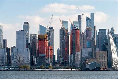 Waterline Square Nyc Manhattan Meier Project Towers