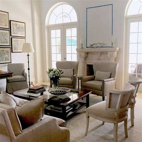 Fresh Classic Home by Creating A Fresh Classic Neutral Living Room In A Two