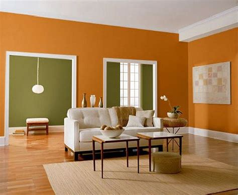 Wall Colour Combination For Small Living Room