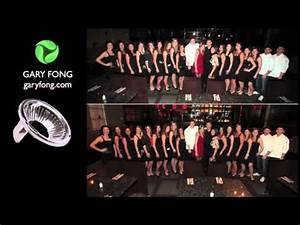 Shooting a Group Photo - On Camera Flash - YouTube
