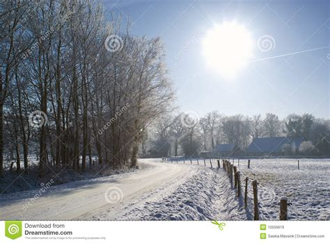 farm   snow royalty  stock images image