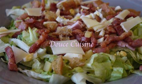 savoyard cuisine salade savoyarde douce cuisine