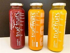 True Fruits Vegan  Ja  Die Smoothies Von True Fruits Sind