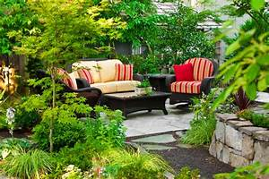 Jardin Paysager Exemple : jardin paysager ooreka ~ Melissatoandfro.com Idées de Décoration