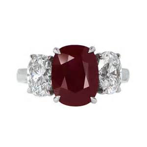 ethical wedding rings ruby and engagement ring estate jewelry