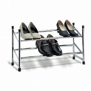 Range Chaussure Metal : quel rangement pour les chaussures solutions pratiques et design ~ Teatrodelosmanantiales.com Idées de Décoration