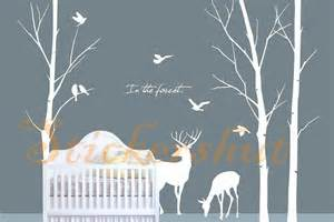 Wall Mural Decals Nursery by Tree Wall Stickers Australia Birch Tree Wall Decal For Kids