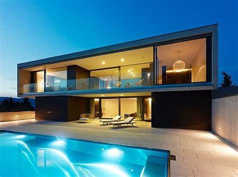 Moderne Architektur Häuser Kaufen by Haus Am Hang Im Vorarlberger Rheintal H 228 User In 2019