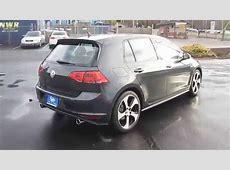 2015 Volkswagen Golf, Deep Black Pearl STOCK# 110271