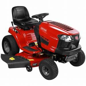 Craftsman 27374 46 U0026quot  547cc Auto Riding Mower