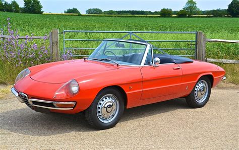 Alfa Romeo Spider Duetto by Alfa Romeo Duetto Spider Rhd Sold Southwood Car Company
