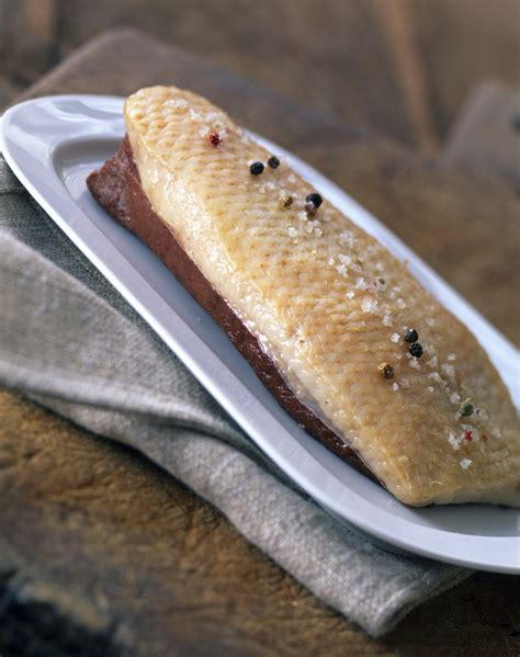 Roti De Canard Au Foie Gras by Recette R 244 Ti De Magret De Canard Au Foie Gras