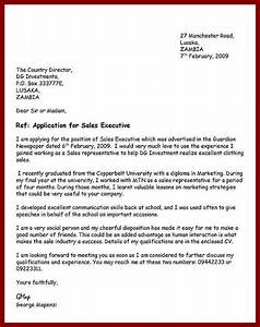 how to write an application letter for a job vacancy With who to write a cover letter for job application