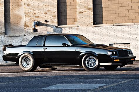 Buick Grand National Wallpaper by Car Collection 1987 Buick Grand National Darth