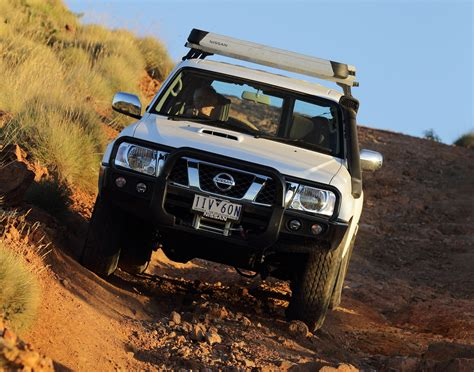 nissan patrol  legend edition review caradvice