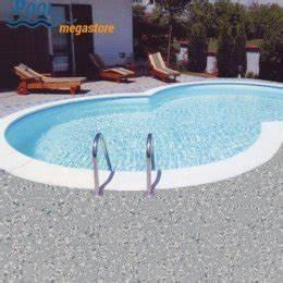 Pool 150 Tief : achtform becken 150 cm tief 0 8 mm folie schwimmbecken schwimmbad swimmingpool pool ~ Frokenaadalensverden.com Haus und Dekorationen