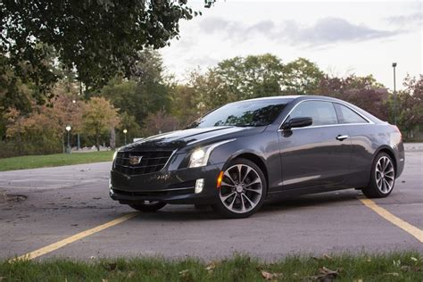 2019 Cadillac Ats To Only Be Offered As Coupe, Ct6 To Drop