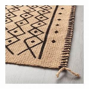 Tapis En Jute Ikea : jassa tapis tiss plat ikea dream home pinterest ~ Teatrodelosmanantiales.com Idées de Décoration