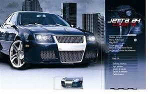 Defensa Fascia Furious Jetta A4 Automagic Au1 Envio Gratis
